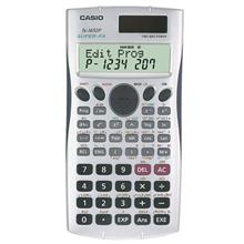 Casio FX-3650P Scientific Calculator